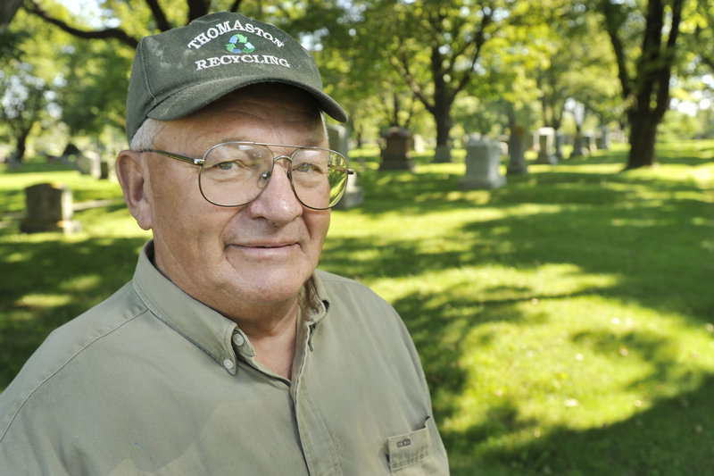 """Peter Lammert, a town selectman who served on the board with Mark Strong Sr. in the late 1980s and '90s, was surprised to learn of the charges against Strong. """"The whole situation is such a wild thing there has to be more to it,"""" he said."""