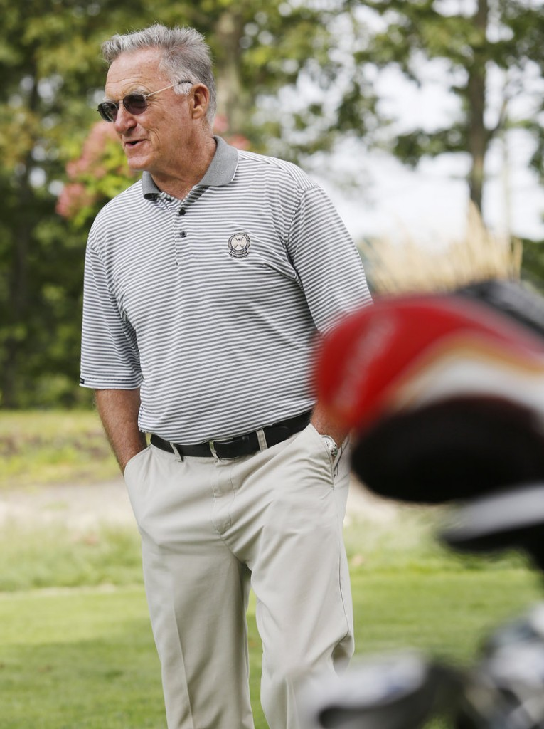 It's been almost 50 years since Bryce Roberts last coached at the high school level, but now he's the latest in a growing group of golf pros coaching high school teams.