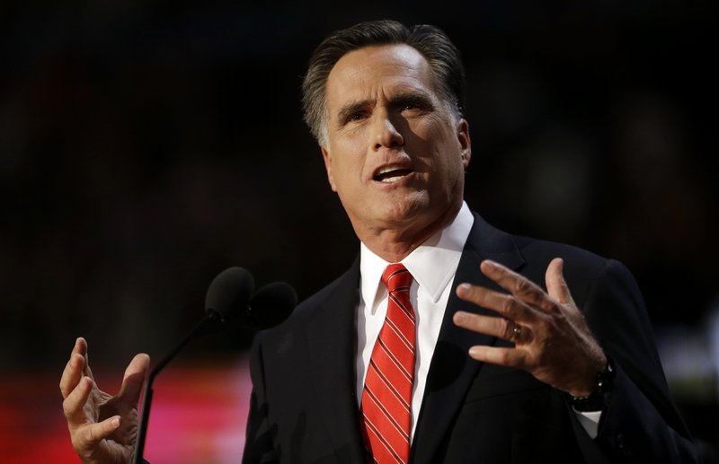 """Asked on ABC's """"Good Morning America"""" if $100,000 middle income, presidential candidate Mitt Romney replied, """"No. Middle income is $200,000 to $250,000 and less."""""""