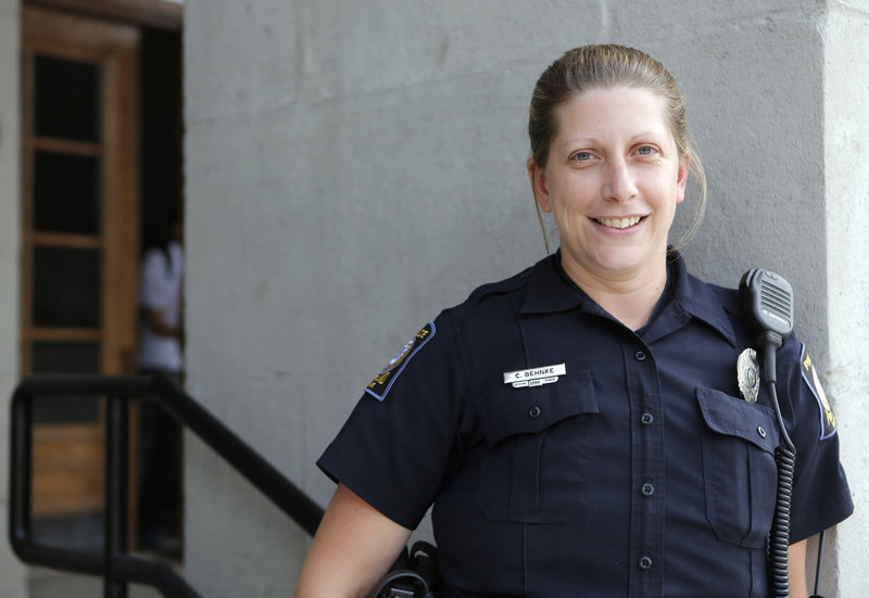 Coreena Behnke, a Portland High School resource officer, believes she'll spend about $2,000 a year to buy her three medications elsewhere when her CanaRx prescriptions run out. The money she saved helped pay for her child's preschool.