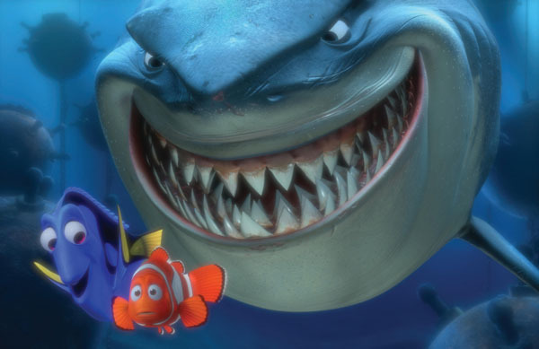 """Finding Nemo 3D"" remains a winner with Albert Brooks, the frantic dad, delivering a gut-punch to parents."