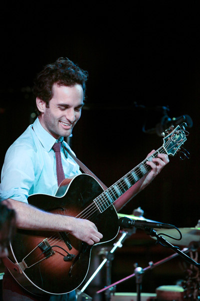 Jazz guitarist Julian Lage performs on Friday at One Longfellow Square in Portland.