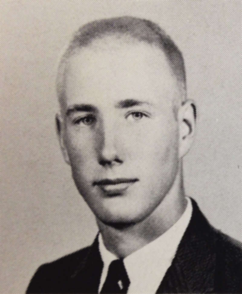 King's junior yearbook photo