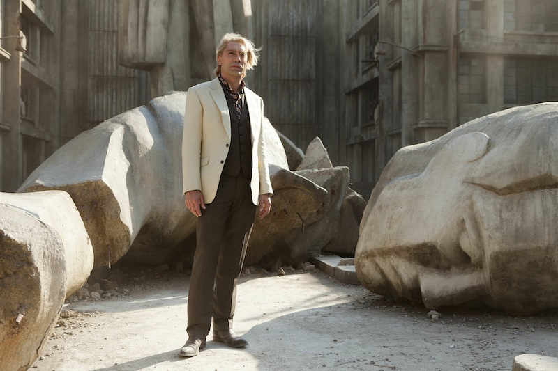 This film image released by Sony Pictures shows Javier Bardem in a scene from the film