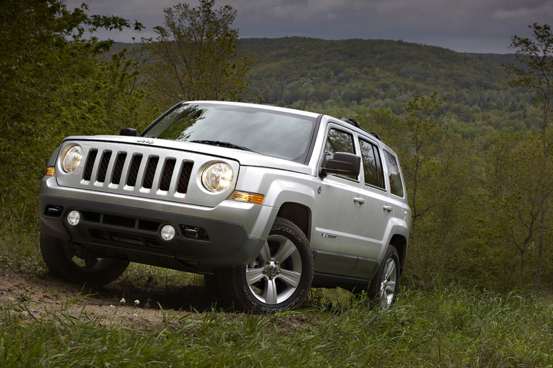 A 2011 Jeep Patriot. Chrysler says it won't move Jeep production jobs from America to China, contrary to claims by Republican presidential candidate Mitt Romney.