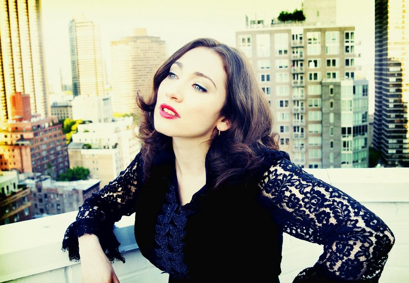 "In May, Regina Spektor released ""What We Saw From the Cheap Seats,"" which entered the Billboard charts at No. 3."