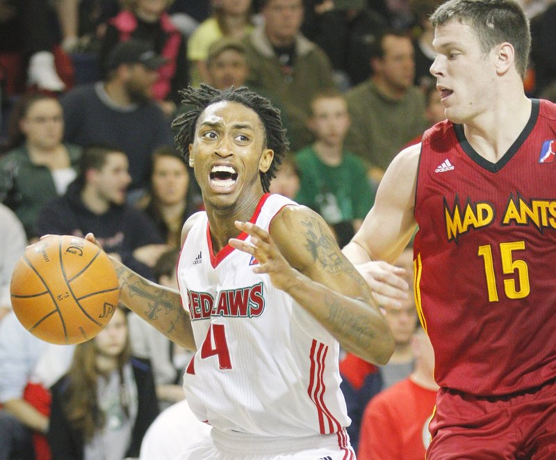 Jamar Smith hopes to crack the Boston Celtics' roster as a backup point guard but may wind up in Portland for a second stint with the Red Claws.