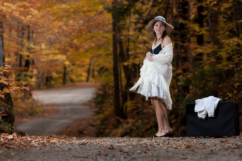 Heather Pierson spent her formative years in Maine.
