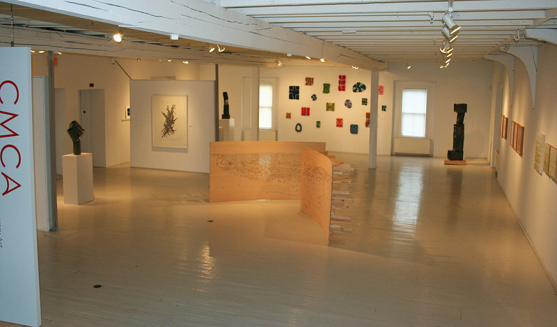 Installation view of the 2012 Biennial