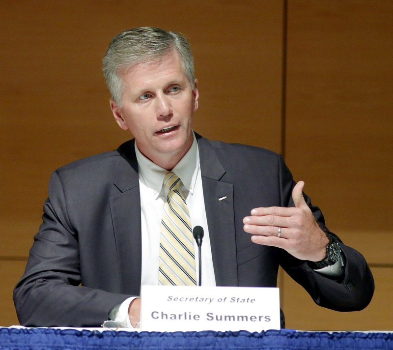 "A Navy veteran of the Iraq war, Republican U.S. Senate candidate Charlie Summers has put ""his life on the line for our nation"" and will not hesitate to speak up for what he believes in, a reader says."