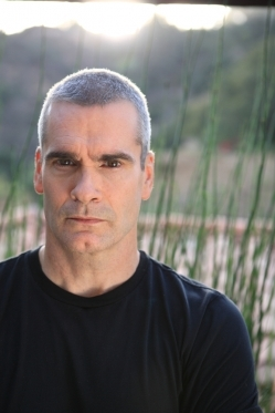 """Spoken-word artist Henry Rollins brings his """"Capitalism' tour to Augusta on Sunday."""