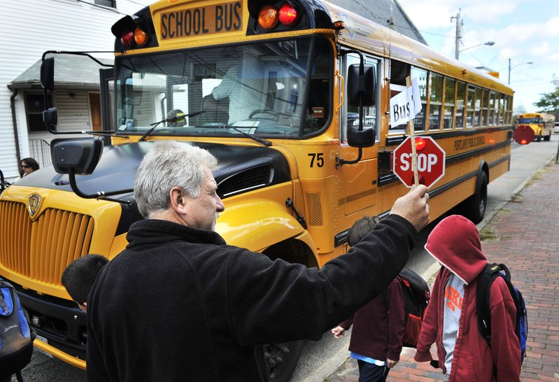 Students were meant to benefit from the school consolidation law that critics want to dismantle.