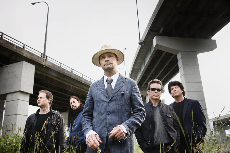 Members of The Tragically Hip all knew each other growing up in Kingston, Ontario, Canada, a midsized city between Montreal and Toronto.