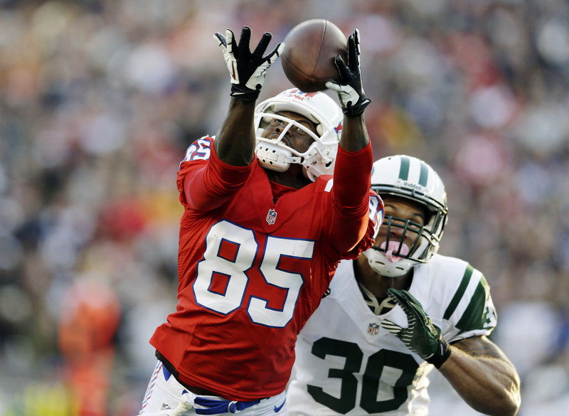 Brandon Lloyd: Not the expected deep threat