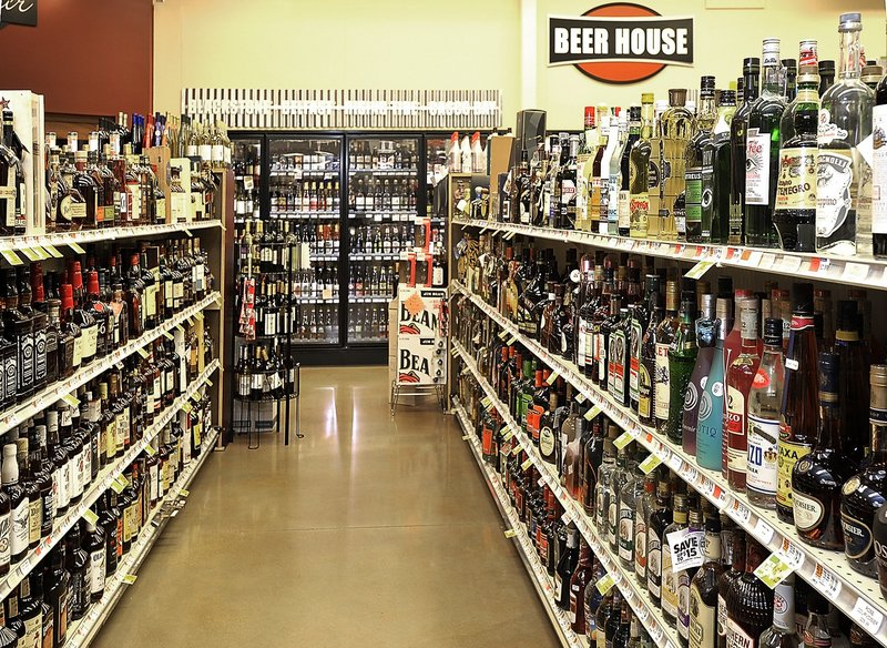 Bow Street Market in Freeport stocks a large and diverse selection of spirits, beer and wine. It's the top alcohol-selling store in Maine.