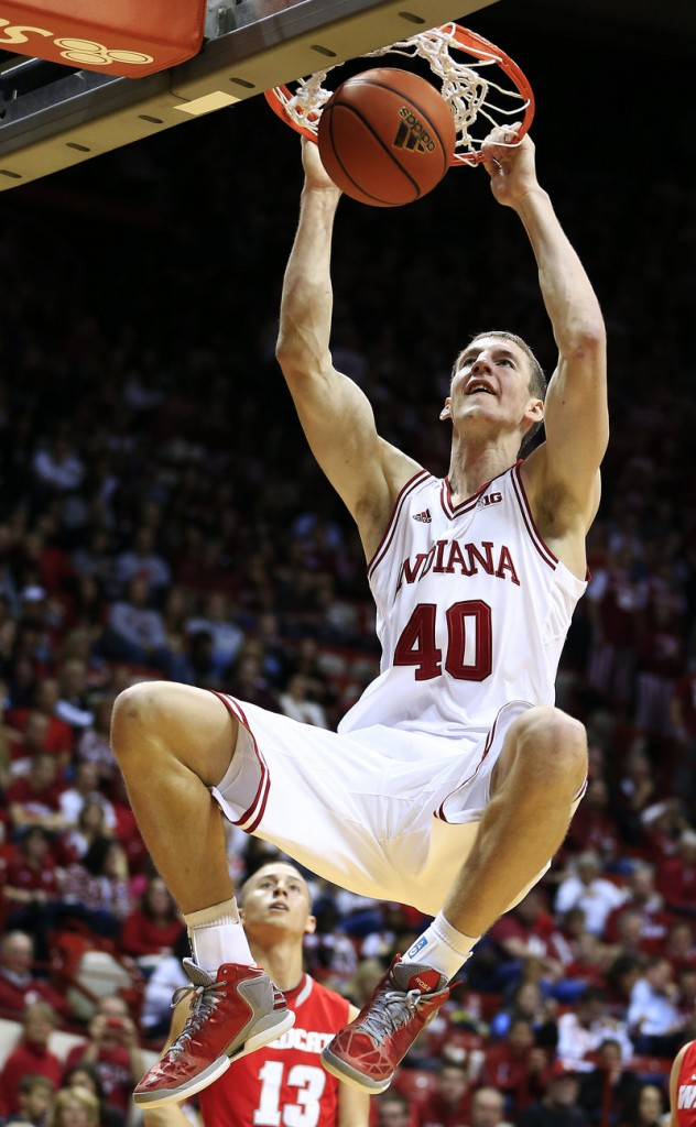 Cody Zeller is expected to make the biggest impact on an Indiana team that's finally a contender again, ranked No. 1 in the preseason.
