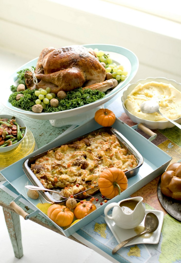 Turkey and plenty of other entrees are on the menus at restaurants that will be open on Thanksgiving Day.