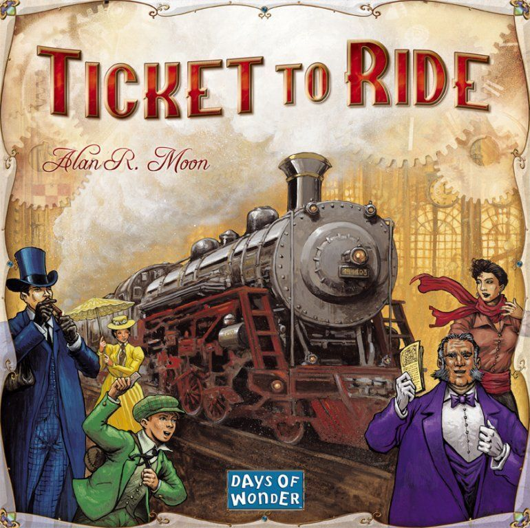 Ticket to Ride, released by the game company Days of Wonder in 2004, posts worldwide sales of several hundred thousand a year.