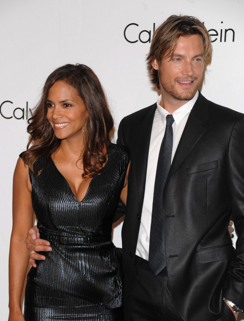 Halle Berry and Gabriel Aubry