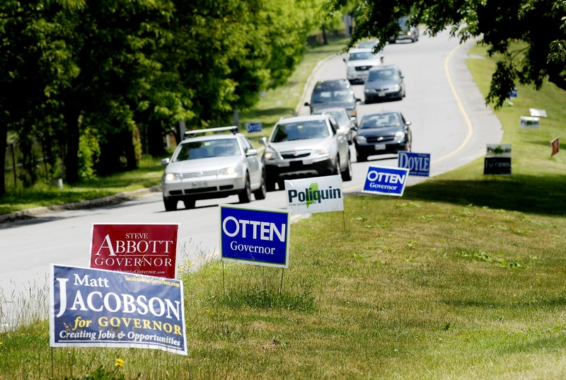 Maine legislative candidates who got public funding won 54 percent of their races in November, but fewer candidates used the Clean Election system, according to a report released Friday.