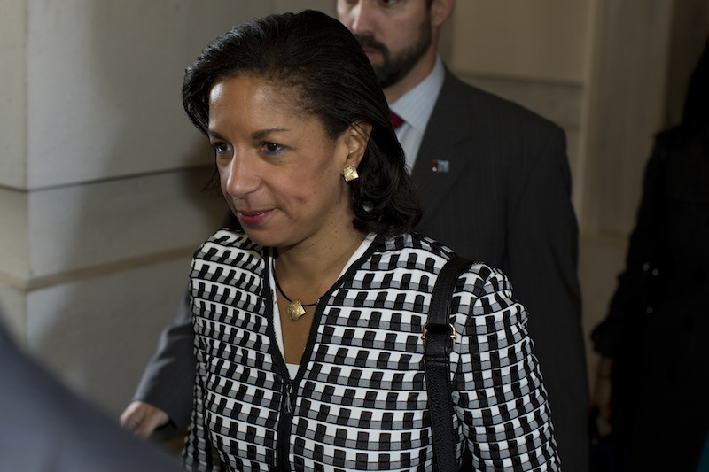 U.N. Ambassador Susan Rice has withdrawn from consideration for secretary of state.