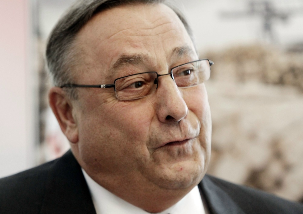 Paul LePage's 2010 campaign for governor received $73,480 from the National Rifle Association, the nation's largest, most powerful pro-gun advocacy group.