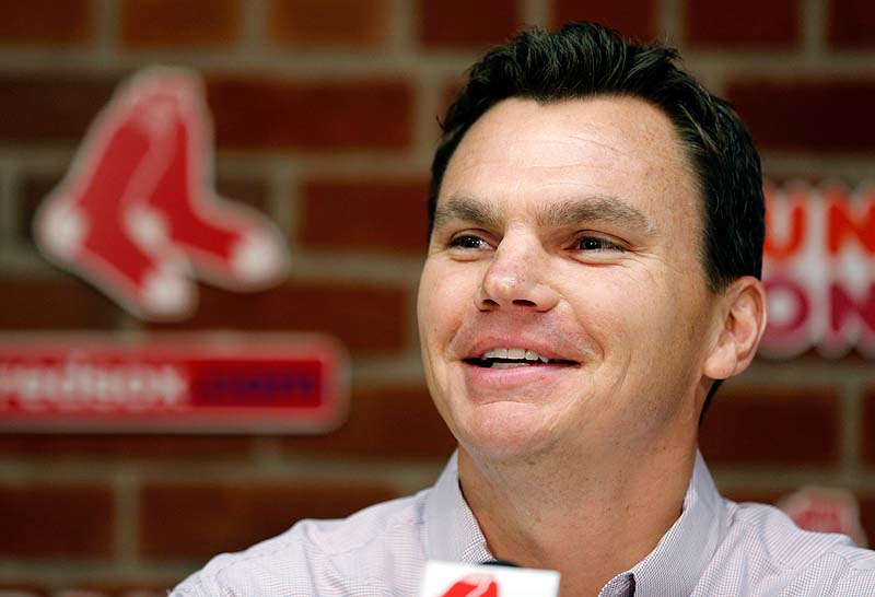 Boston Red Sox GM Ben Cherington has had a busy offseason, but none of the moves have been major-impact upgrades.