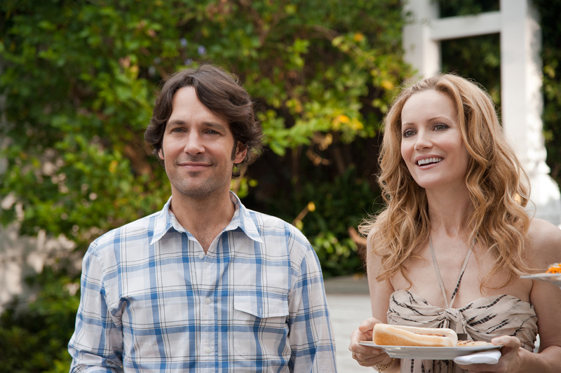 "Paul Rudd and Leslie Mann star in ""This Is 40,"" a follow-up to ""Knocked Up"" from director Judd Apatow."