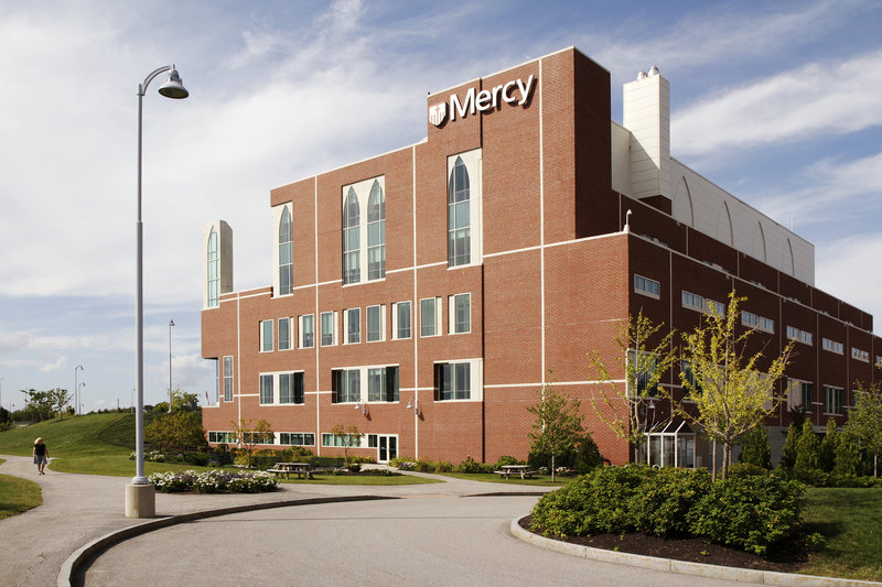 After a deal to be purchased by a chain failed, Mercy Hospital, including its Fore River Parkway campus, plans to merge with Eastern Maine Healthcare Systems.