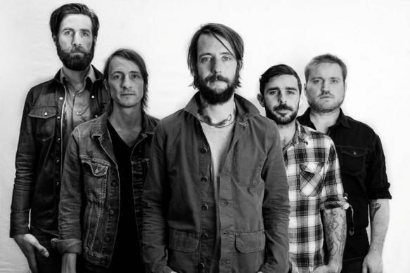 Indie rockers Band of Horses perform on Saturday at the State Theatre in Portland.