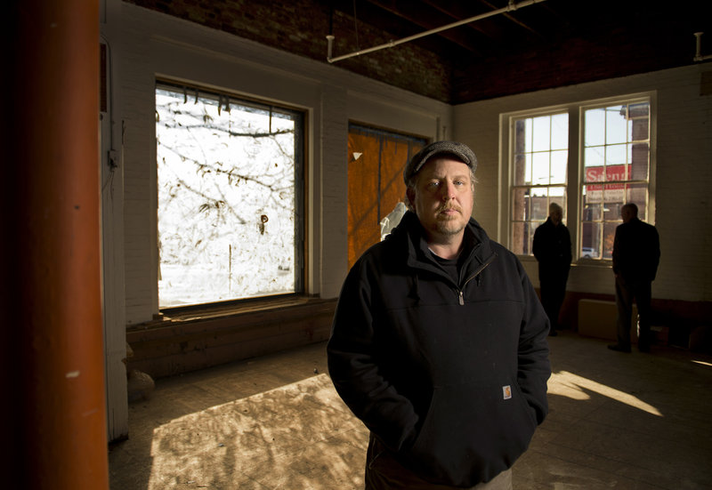 Jay Villani, owner of Local 188 and Sonny's, and his partners plan to open a barbecue restaurant in this space at 919 Congress St.