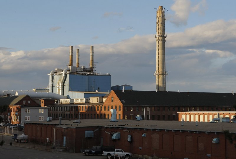 Casella Waste Management, parent company of MERC (smokestack seen above), has been unduly targeted by the Press Herald, though its environmental sustainability efforts haven't been recognized, an employee says.