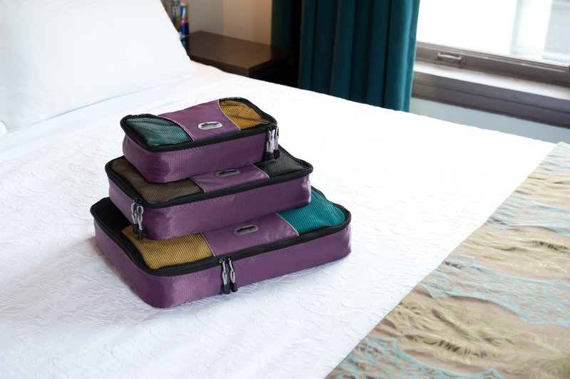 Packing cubes from eBags.com