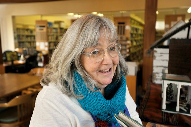 """""""I think the post office doesn't understand how important postal delivery is for a small community,"""" said Deborah Bowman, director of the Chebeague Island Library."""