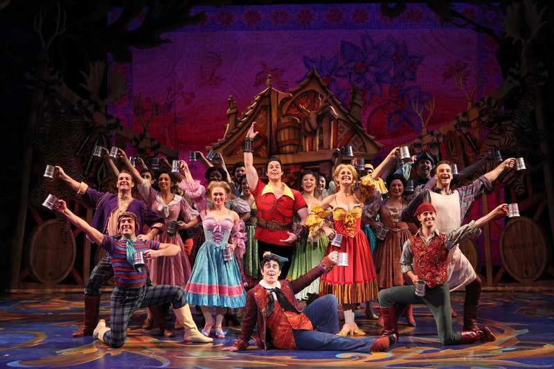"""Portland Ovations brings the Broadway National Tour of Disney's """"Beauty and the Beast"""" to Merrill Auditorium for three performances, at 7 p.m. Jan. 4 and 1 and 7 p.m. Jan. 5. This version stays true to the Tony Award-winning musical that ran on Broadway from 1999 to 2007. It features lavish sets, costumes and an Academy Award-winning score. It tells the classic story of young Belle and the Beast, a prince trapped in a spell placed by an enchantress. In one form or another, the story has been told since the mid-1700s. Tickets cost $45 to $70, and are available through the Merrill box office and PortTix at 842-0800 or porttix.com. For information, visit portlandovations.org."""
