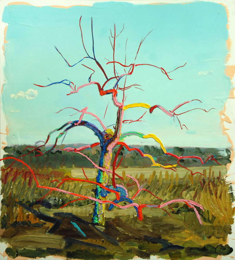 """Orchard #14"" by Jonathan Blatchford."