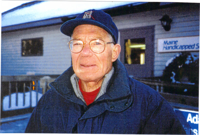 Andre Benoit began skiing more than 75 years ago, served in the 10th Mountain Division during World War II and is among the inductees in the Maine Ski Hall of Fame.