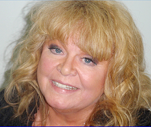 Ogunquit Police Department photo of Sally Struthers.