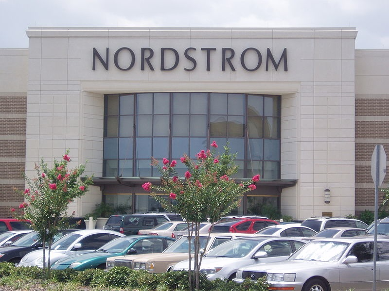 This file photo shows a Nordstrom store in Florida. Nordstrom Rack, the outlet division of upscale retailer Nordstrom Inc., will open its first location in Maine this Spring in South Portland.