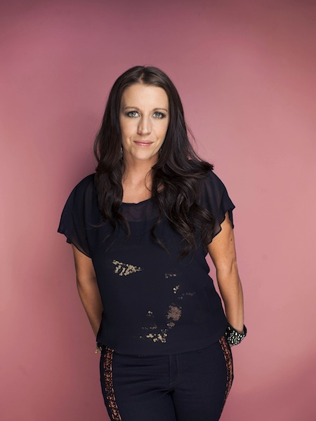 "This Sept. 20, 2012 file photo shows Pattie Mallette, mother of Canadian singer-songwriter, producer, entrepreneur and actor, Justin Bieber, in New York. Mallette is an executive producer on an upcoming anti-abortion short film. The makers of ""Crescendo"" hope to raise $10 million for pregnancy centers at screenings worldwide starting Feb. 28, 2013. (Photo by Victoria Will/Invision/AP)"