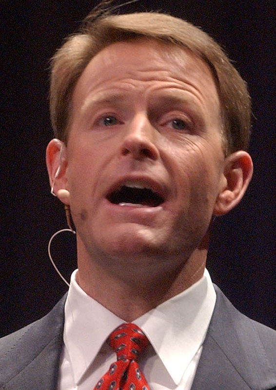 Tony Perkins, president of the Family Research Commission