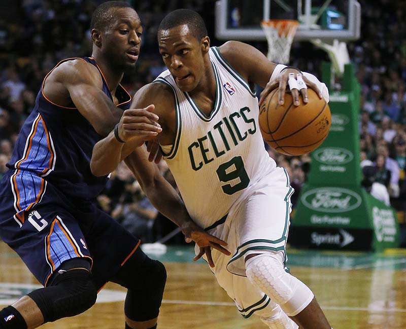 Boston Celtics point guard Rajon Rondo has a torn ACL in his right knee and will need surgery.