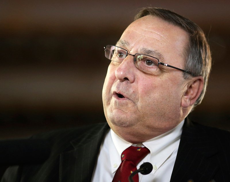 Gov. Paul LePage has opened the door to tax reform with his tax-shifting budget proposal.
