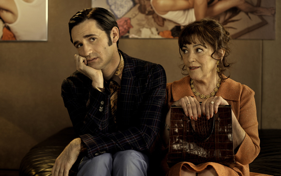 "Nicolas Maury and Carmen Maura in ""Let My People Go,"" a French comedy playing during the Maine Jewish Film Festival in March."