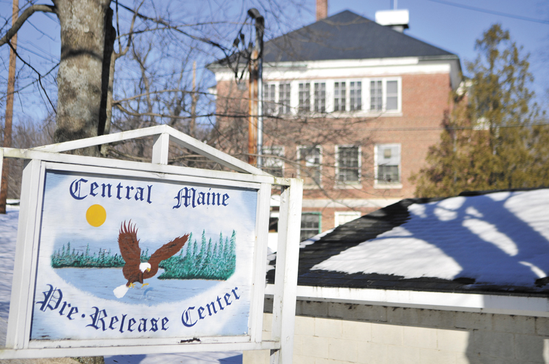 This photo taken on on Thursday January 10, 2013 shows the Central Maine Pre-Release Center in Hallowell. State employee union representatives and some lawmakers are upset at what they say was a unilateral decision by Corrections Commissioner Joseph Ponte to close a prison pre-release center in Hallowell.