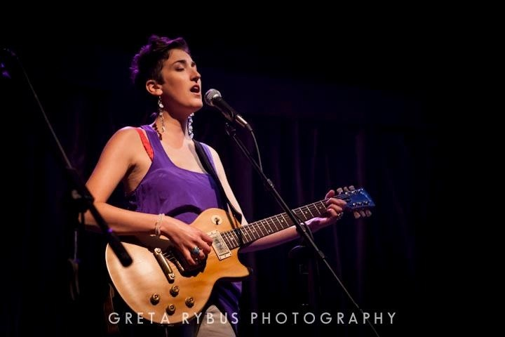 """Sara Hallie Richardson's song """"Restless"""" was one of Aimsel Ponti's favorite releases of 2012. From hip-hop to hard rock to big band, just about every musical genre is represented in Portland."""