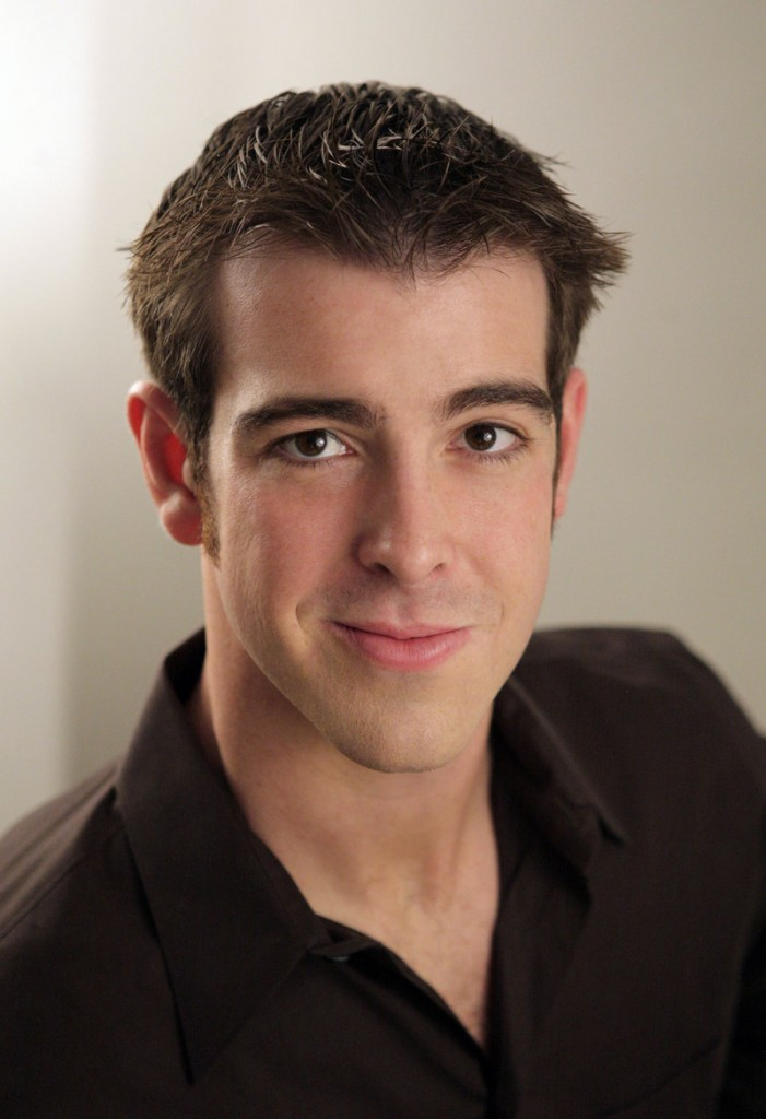 Joe Hager plays Gaston.