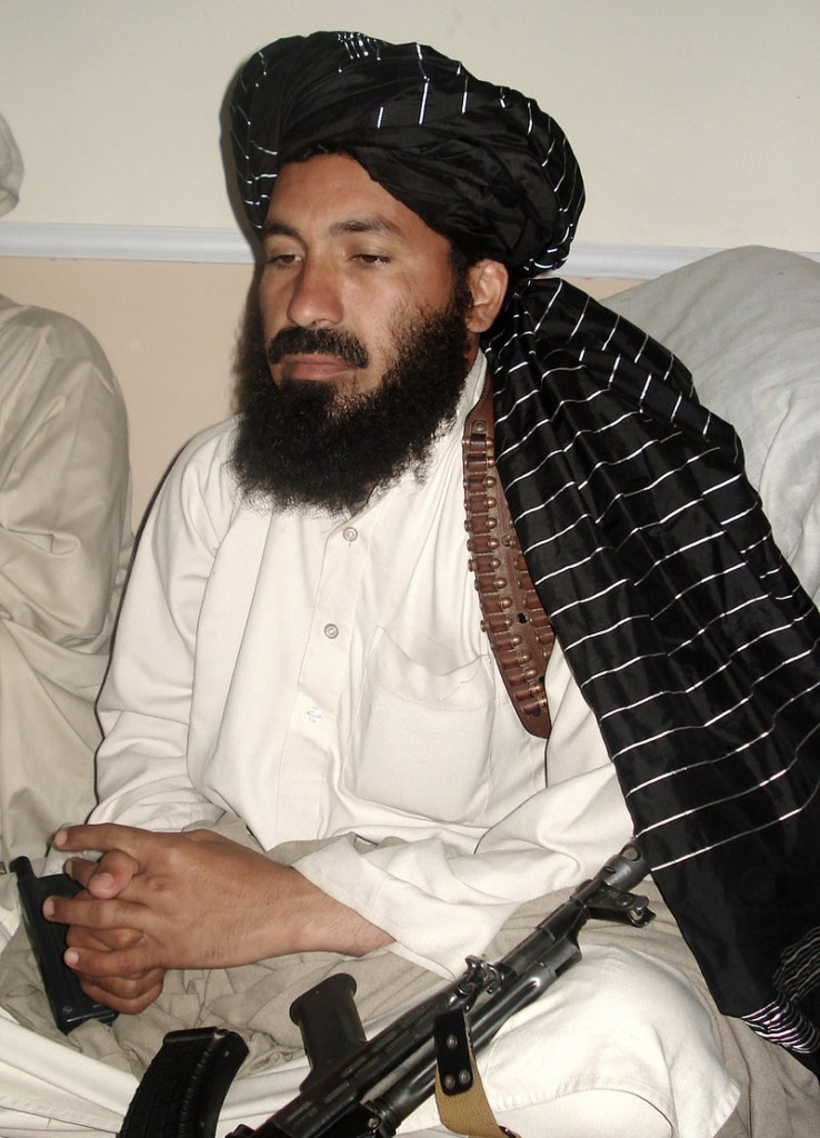 "Maulvi Nazir is seen in a 2007 file photo. According to a U.S. official, Nazir was 'directly involved in"" cross-border attacks on coalition forces in Afghanistan."