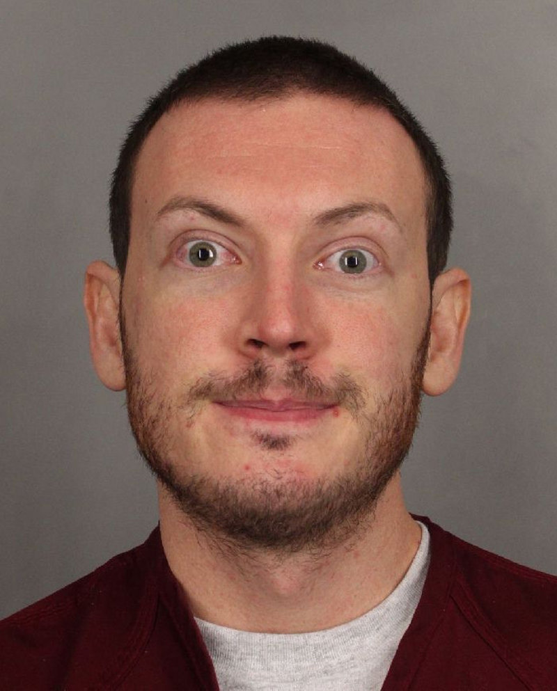 James Holmes faces multiple counts of first-degree murder and attempted murder in the July 20 theater shooting in Aurora, Colo.