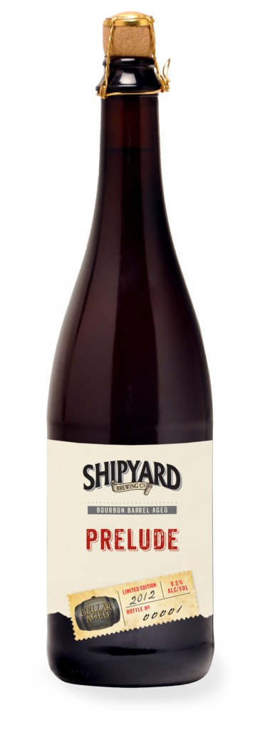 Tasters swooned over Shipyard's Bourbon Barrel Aged Prelude. The bourbon taste is pronounced.